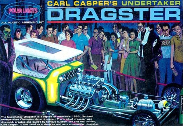 Trumpeter Models 1963 Carl Casper...
