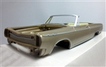 1965 Dodge Coronet Convertible Pre-painted Gold (1/25) (fs)