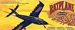 Batplane Batman from 1960's (1/25) (fs)