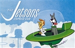 The Jetsons Capsule Car (1/25) (fs)