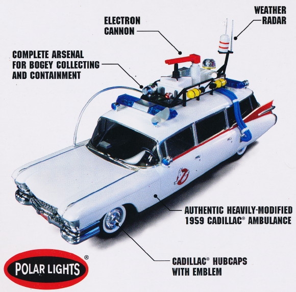 Ghostbusters Ecto 1 1 25 Fs