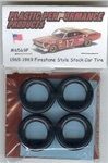 1965-69 Nascar Firestone Tires (set of 4)