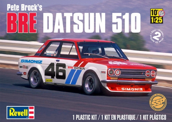 Pete Brock S Bre Datsun 510 Ssp 1 25 Fs