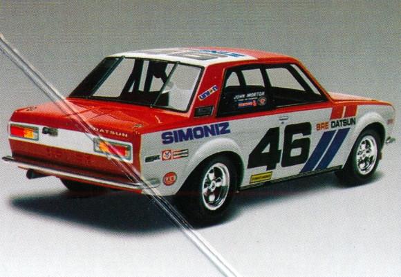Pete Brock's BRE Datsun 510 SSP (1/25) (fs)