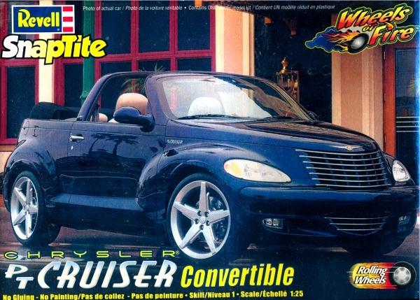 chrysler pt cruiser convertible snap kit  fs
