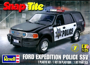 Expedition Towing Capacity >> Ford Expedition Police SSV Snap Kit (1/25) (fs)