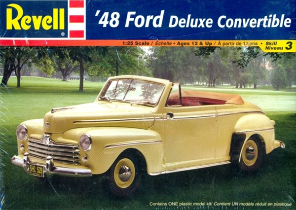 1948 Ford Deluxe Convertible 1 24 Fs