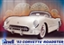 1953 Corvette Roadster  (1/24) (fs)
