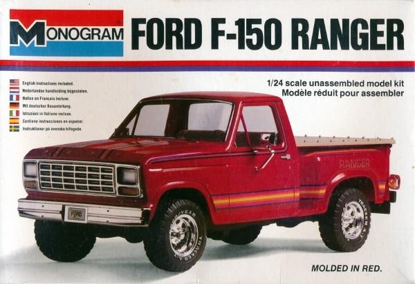 1980 Ford F 150 Ranger Pickup 1 24