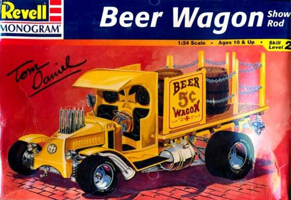 Beer Wagon Show Rod 1 24 Fs