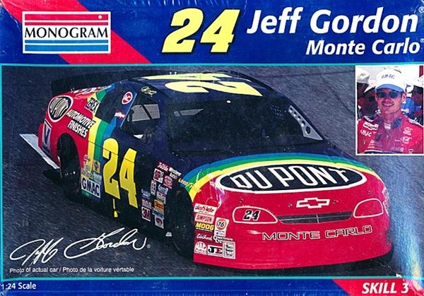1995 Jeff Gordon 24 Dupont Monte Carlo 1 24 Fs