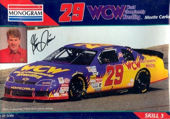 "1996 WCW ""World Championship Wrestling"" #29 Monte Carlo ..."