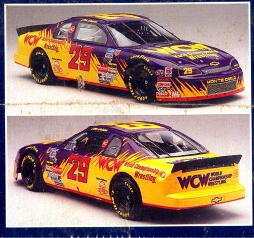 1996 Wcw Quot World Championship Wrestling Quot 29 Monte Carlo