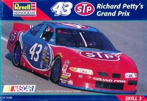 1997 Pontiac Grand Prix Richard Petty 43 Stp 1 24