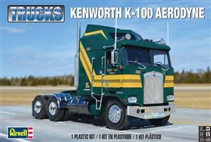 Trailer Parks For Sale >> Kenworth K-100 Aerodyne Cabover (1/25) (fs)