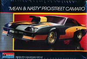 "Best Car Models >> 1984 ""Mean & Nasty"" Camaro Pro-Street (1/24) (fs)"
