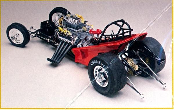 Dodge Demon Revellution Funny Car Ed Quot Ace Quot Mcculloch 1