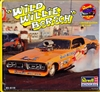 "Wild Willie Borsch ""Wildman"" Charger Funny Car in Collector Tin (1/24) (fs)"