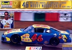 1998 Chevy Monte Carlo 'Woody Woodpecker' #46  Wally Dallenbach (1/24) (fs)