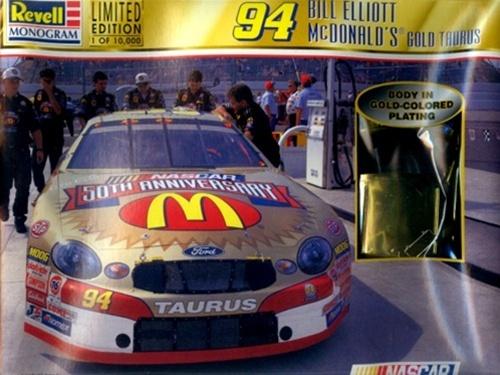 1998 Ford Taurus Mcdonald S Gold 50th Anniversary 94