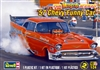 "Tom ""Mongoose"" McEwen '57 Chevy Funny Car (1/24) (fs)"