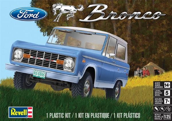 1969 Ford Bronco (1/25) (fs)