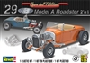 1929 Ford Model A Roadster (2 'n 1) (1/25) (fs)