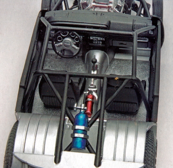Kit Car Manufacturers >> Matt & Debbie Hay's Pro Street 1988 Ford Thunderbird (1/24) (fs)