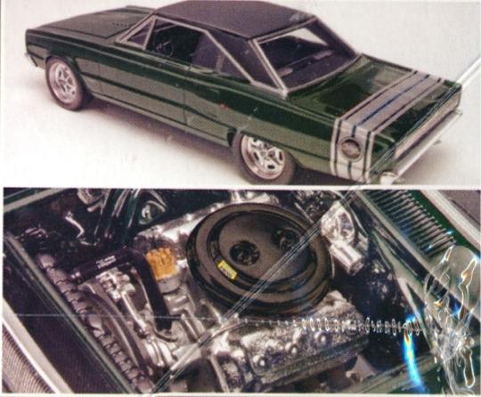 1967 Dodge Coronet Foose Custom 1 25 Fs