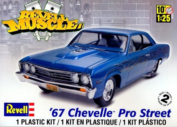 1967 Chevelle Pro Street 1 25 Fs