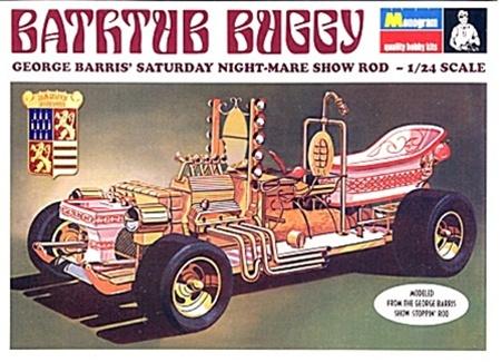Bathtub Buggy Show Car 1 24 Fs