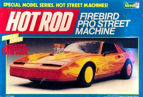 1986 Pontiac Firebird Pro Street Machine 1 25 Fs
