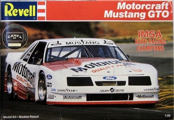 1987 Ford Mustang Gto Motorcraft 11 Imsa Racer 1 25 Fs