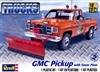 1977 GMC Pickup with Snow Plow (1/24) (fs)