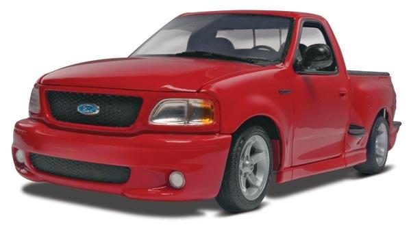 1999 ford svt f 150 lightning pickup 1 25 fs. Black Bedroom Furniture Sets. Home Design Ideas