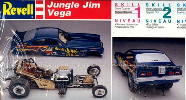 Jungle Jims Best Funny Car