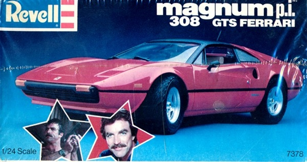 Ferrari 308 Gts Magnum P I 1 24 Fs