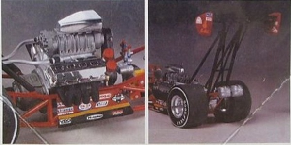 Lori Johns Jolly Rancher Top Fuel Dragster 1 25 Fs