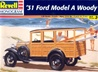1931 Ford Woody  (1/25) (fs)
