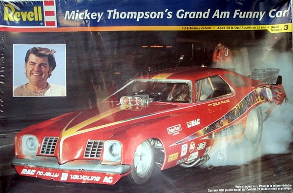 1973 Mickey Thompson Grand Am Funny Car 1 16 Fs