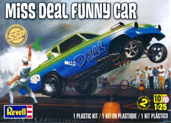 1953 Studebaker Quot Miss Deal Quot Funny Car 1 25 Fs