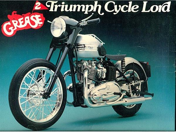 1952 Triumph Tiger 100 Grease 2 Triumph Cycle Lord 1 8