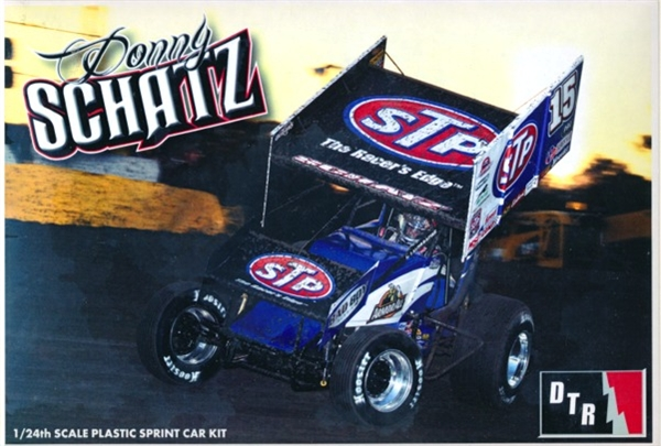 Donny Schatz 15 Quot Stp Quot Sprint Car 1 24 Fs
