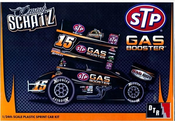 Donny Schatz 15 Quot Stp Quot Gas Booster Sprint Car 1 24 Fs