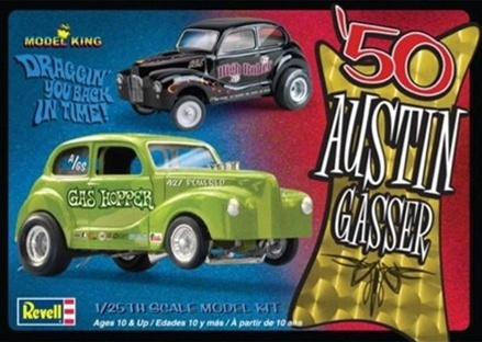 1950 Austin Gasser 1 25 Fs 1 Of 3000