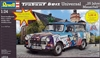 "Trabant 601S Universal ""25 Years Fall of the Wall"" Limited Edition (1/24) (fs) <br><span style=""color: rgb(255, 0, 0);"">Overstock Special</span>"