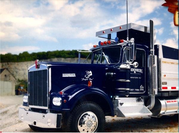 Kenworth Dump Truck (1/25) (fs)Kenworth Dump Trucks Graphics