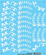 Hoosier & M/T Tire Mini Decal Sheet (1/16)