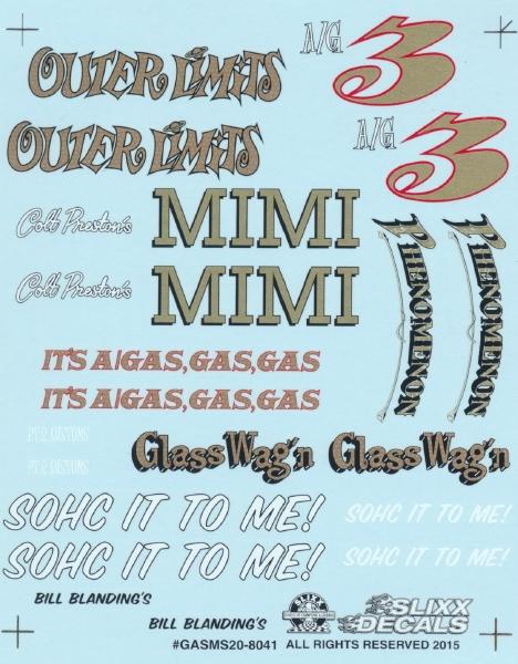 gasser mini sheet  20  1  25