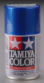 Tamiya Blue Mica Lacquer Spray